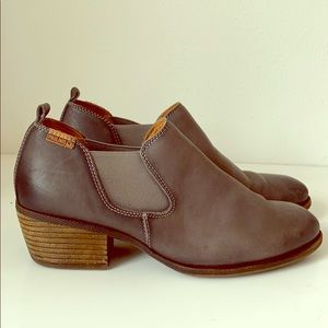 Pikolinos leather bootie Sz 42